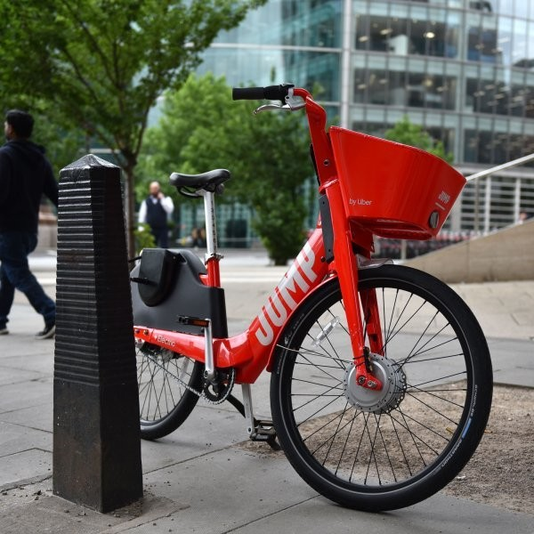 Why Jump—Uber's E-Bike Scheme—Failed in Two Cities