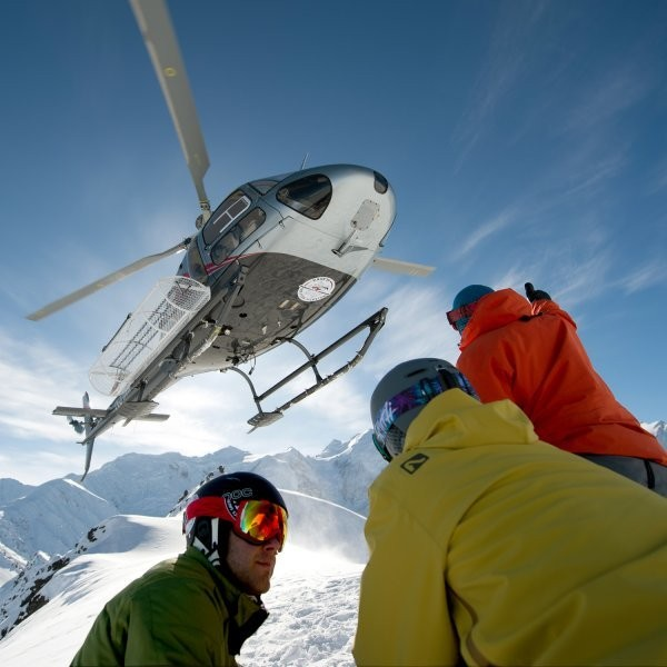 Alaska Heli-Skiing's Hidden Hills are Opening Up