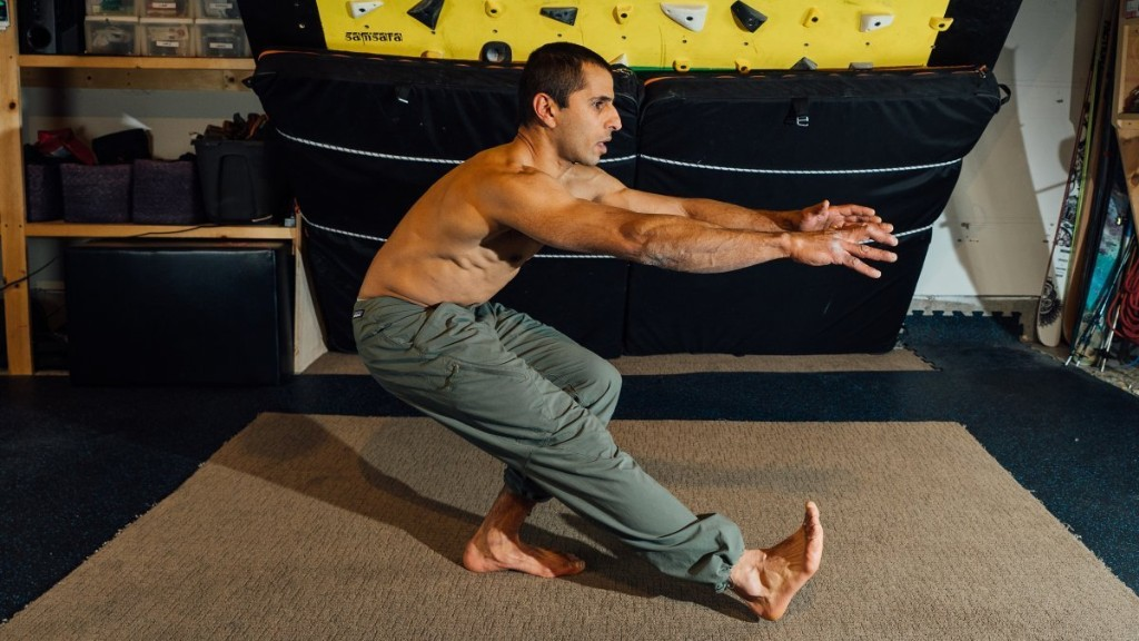 Use This Simple Progression to Work into a Pistol Squat