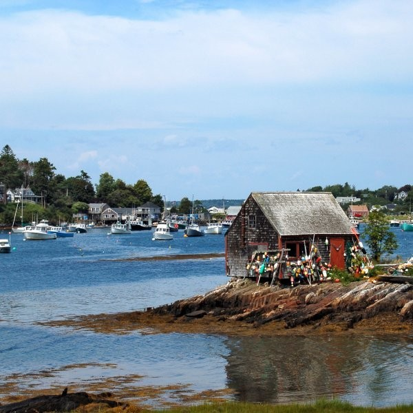 What are the Best Lobster Shacks on the Maine Coast?