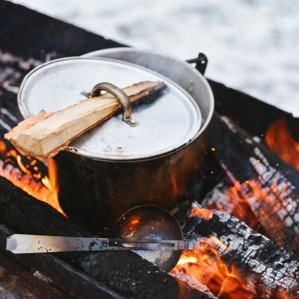 Seven Things You Need to Cook Well at Camp
