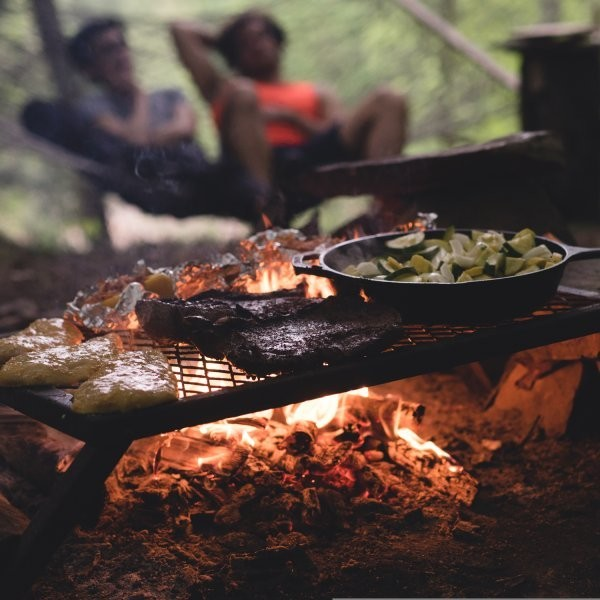 The Gear You Need for Campfire Cooking
