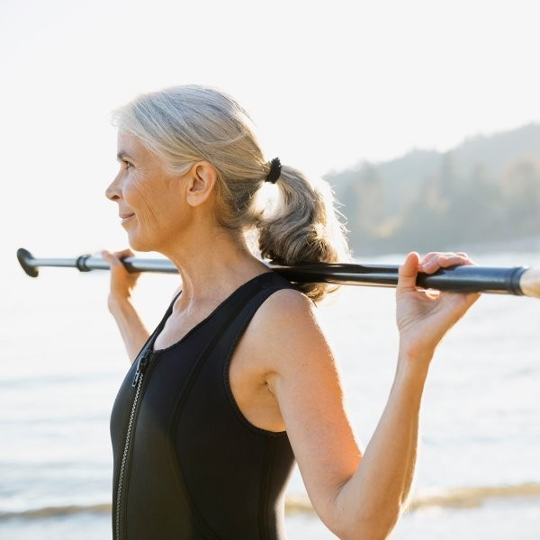 An Athlete's Guide to Aging Gracefully