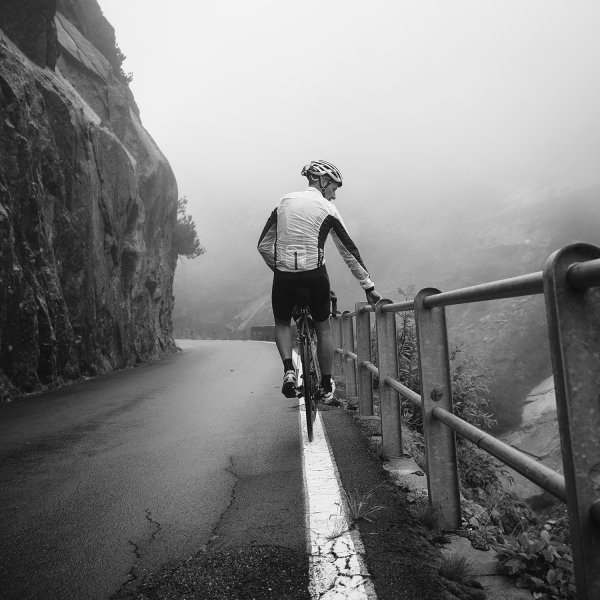 Life Lessons from the World's Most Extreme Cyclists