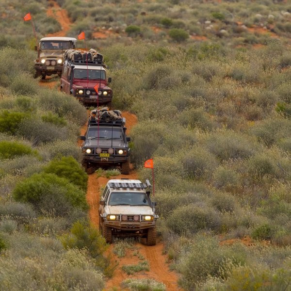 How to Plan an Off-Road Adventure in Your 4x4