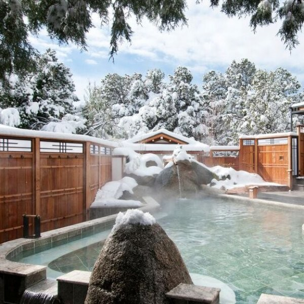 Seven of North America's Best Hot Springs