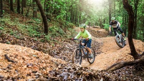Bentonville, Arkansas, Is Disneyland for Mountain Bikers