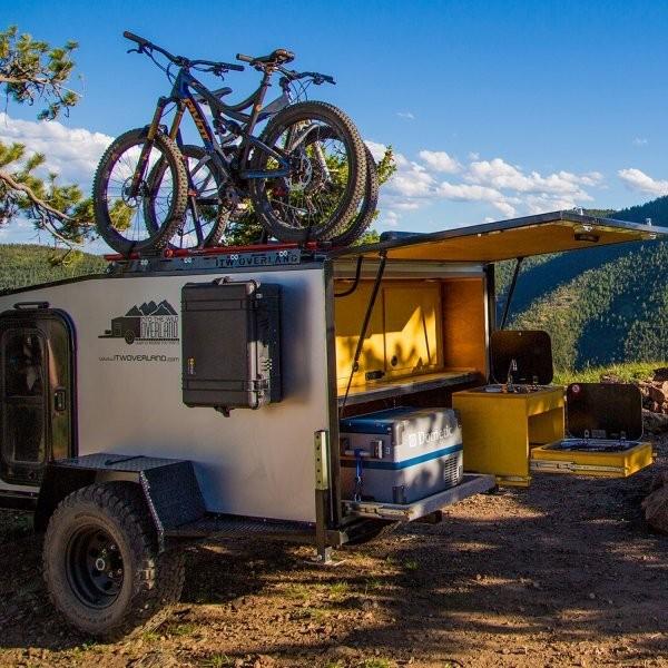 Into the Wild Overland Boreas XT Camper