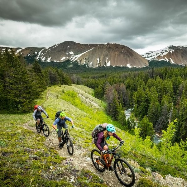 The Best Backcountry Huts for Mountain Bikers