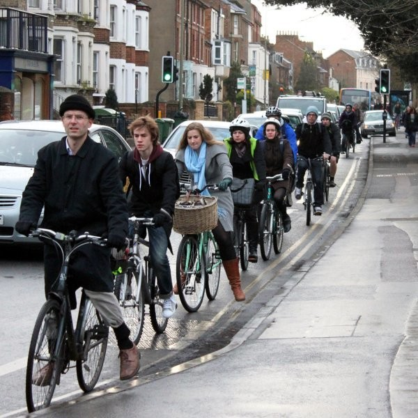 Report: Cycling Could Save Cities $25 Trillion