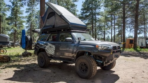11 Adventure Rigs from This Year's Overland Expo