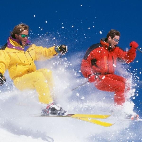 Ski Fashion Confuses Me