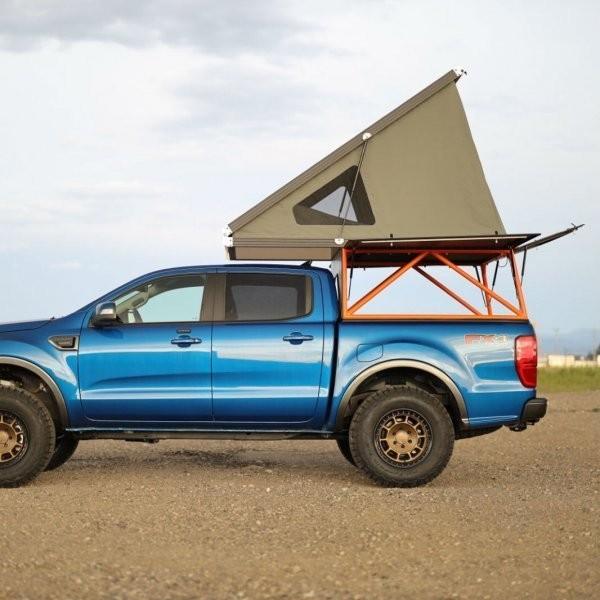The Simplest, Lightest Truck Camper We've Tested Yet