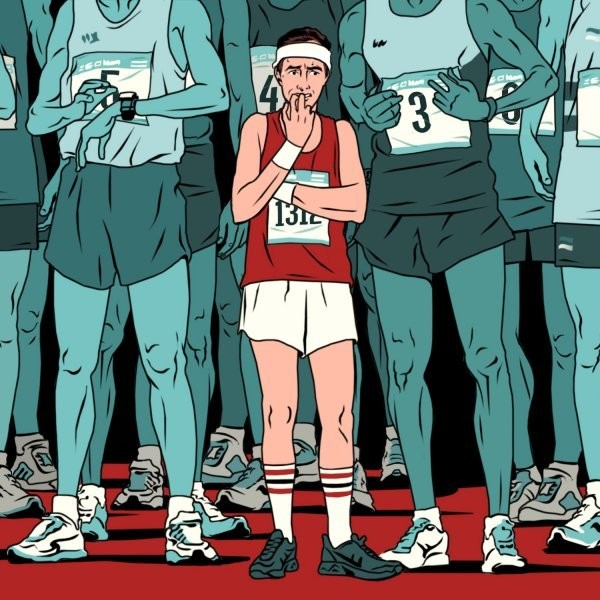 How to Undertrain for (and Survive) Your First Marathon