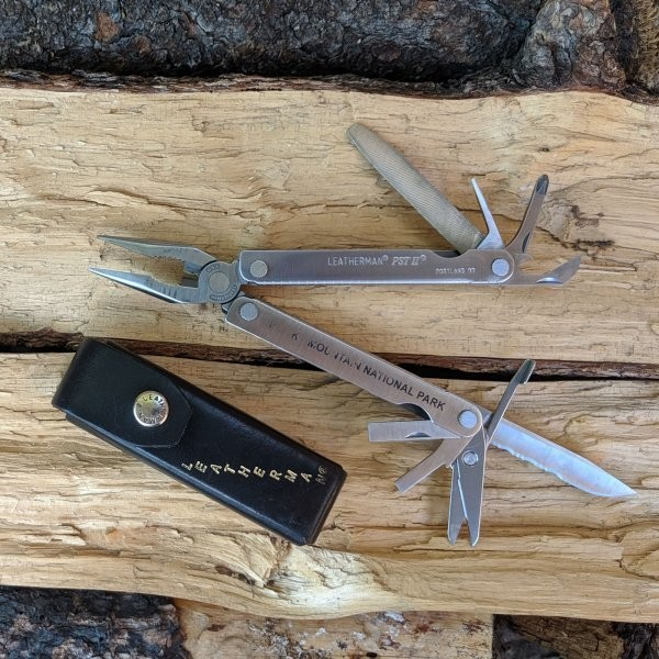 My Dad's Secondhand Leatherman Is My Go-To Multitool