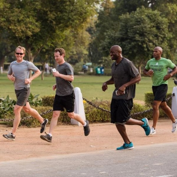 Will Running 1 Mile a Day With Zuckerberg Actually Make You Healthier?
