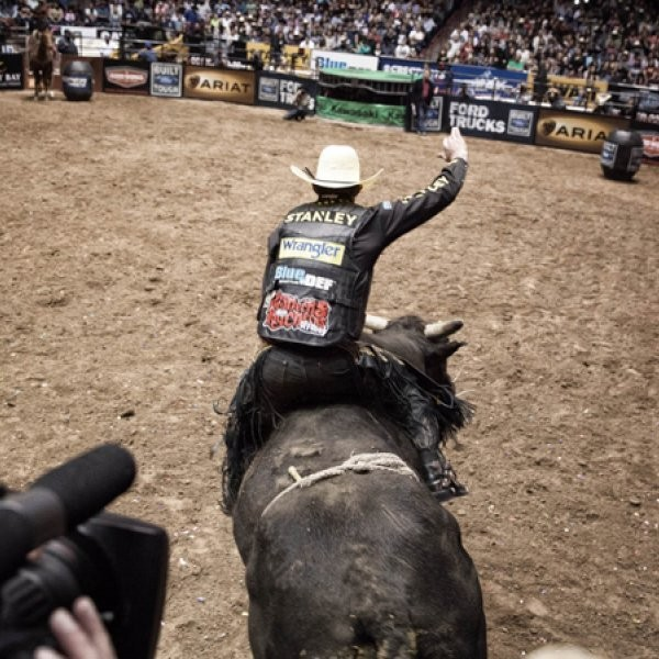 Mommas, Don't Let Your Babies Grow Up to be Professional Bull Riders