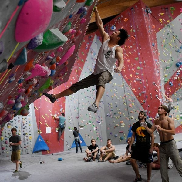 How One Move Can Make Climbing More Inclusive