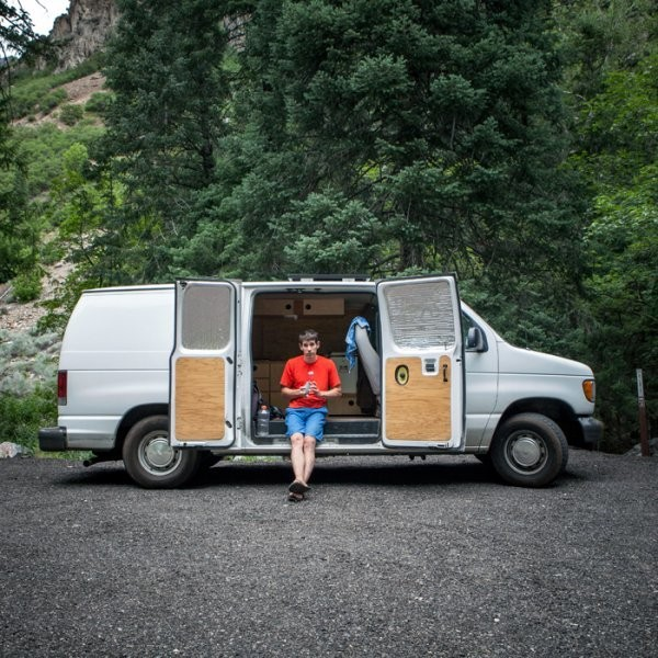 Alex Honnold's Ultimate Adventure Vehicle | Outside Online