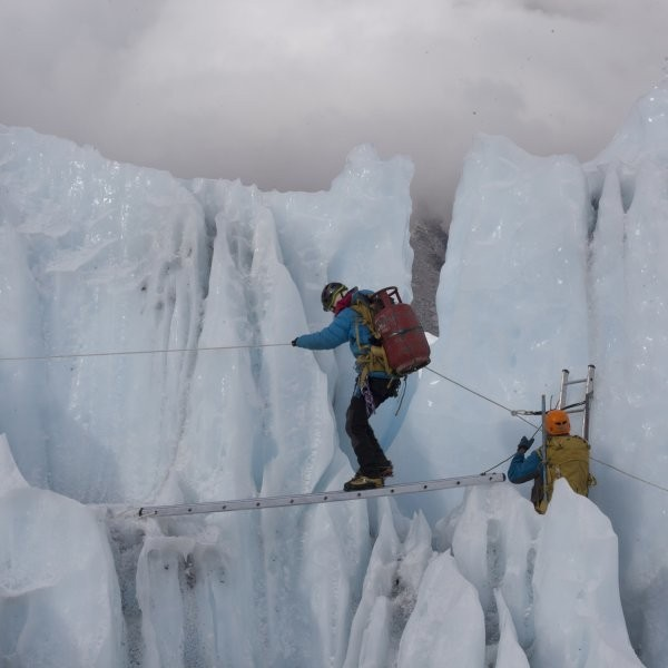 A Rare Glimpse at Everest—from the Sherpa POV