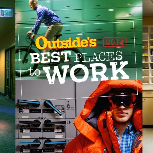 The Best Places to Work in 2014