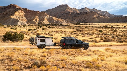 Video: The Off-Road Version of the World's Most Affordable Trailer