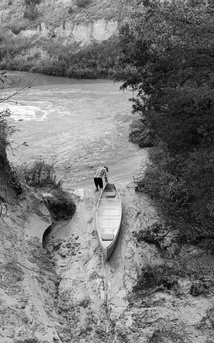 "An Anniversary Canoe Trip Down ""Divorce River"""