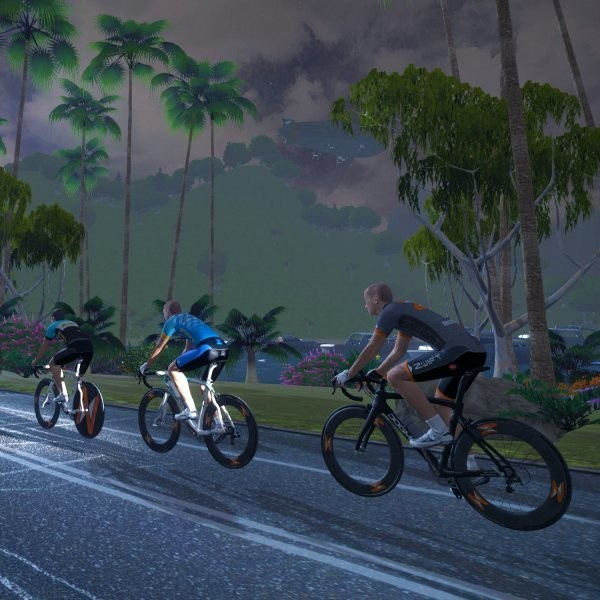 Zwift Planning Virtual-Cycling Tournament