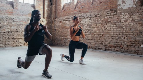 You're Probably Doing Lunges Wrong