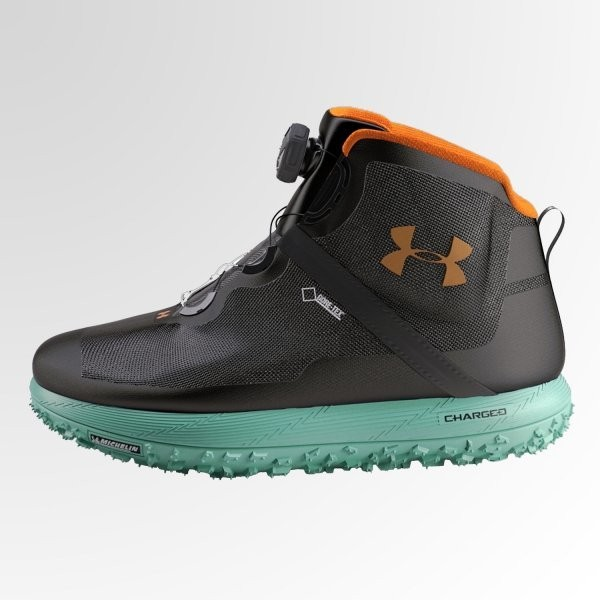 Gear of the Show 2015: Under Armour Fat Tire GTX Shoes