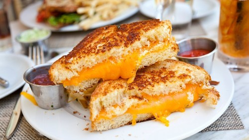 Gooey Grilled Cheese Recipes