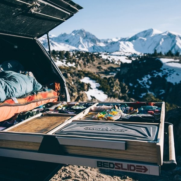 Advice For Storing Your Gear in a Pickup