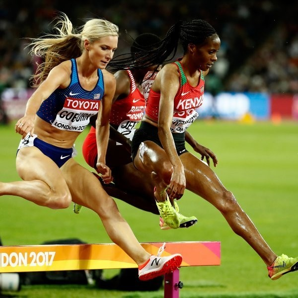 Lessons from Watching the World's Best Runners