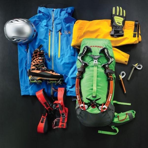 2014 Ice Climbing Essentials