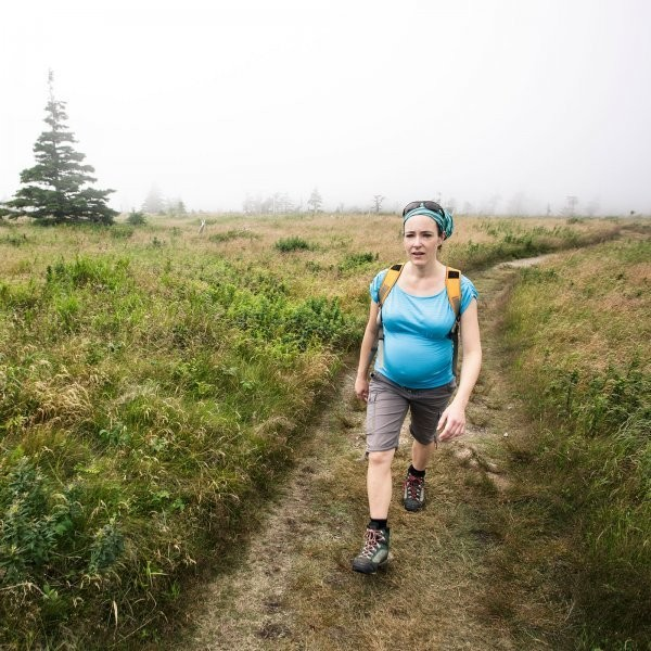 Should You Quit Outdoor Sports When You're Pregnant?