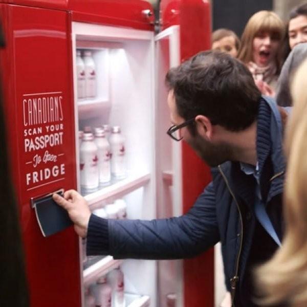 Canadians Get Free Beer in Sochi