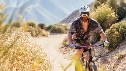 Patrick Cummins Just Wants to Ride His Hardtail