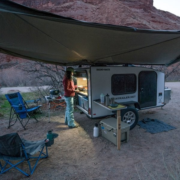 Tested: Hiker Trailer, the World's Most Affordable Teardrop Trailer