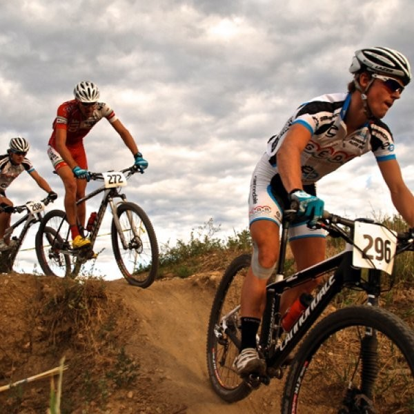 """Fight Club"" for Mountain Bikers"