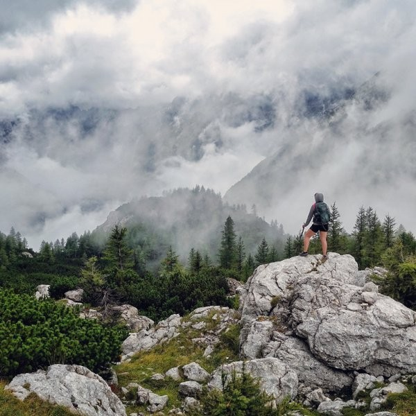 Travel - Magazine cover