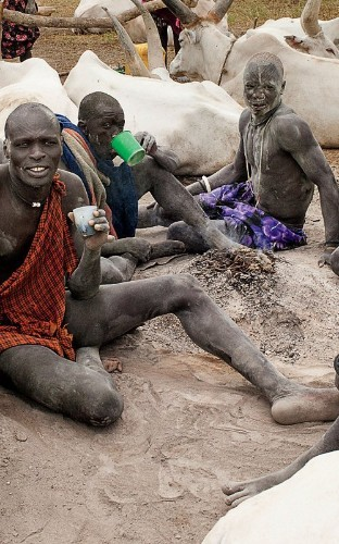 A Wild Country Grows in South Sudan