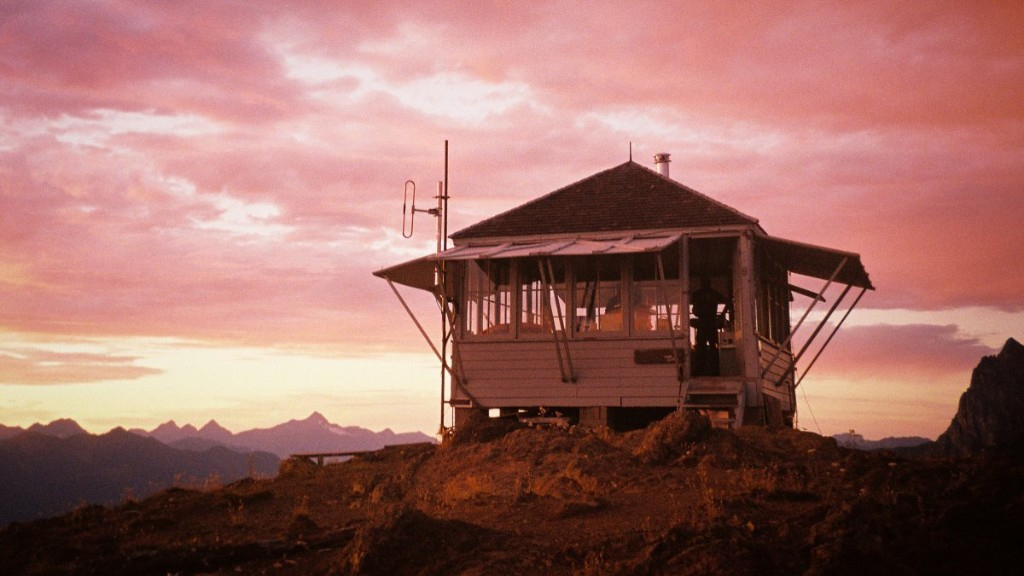 Video: Only 60 Fire Lookouts Remain in America. This Man Is One of Them.