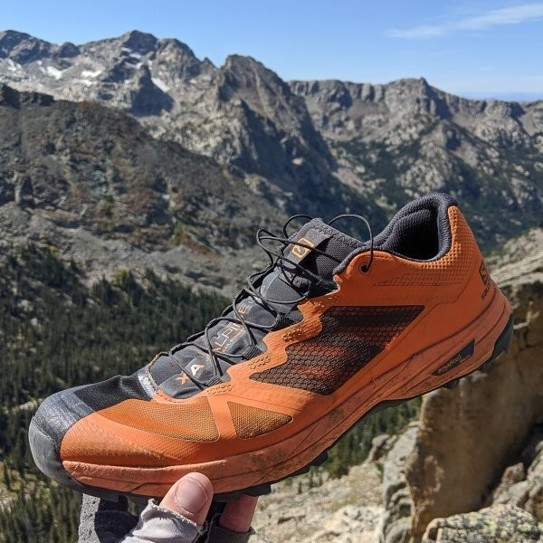 Long-Term Review: Salomon X Alpine Pro