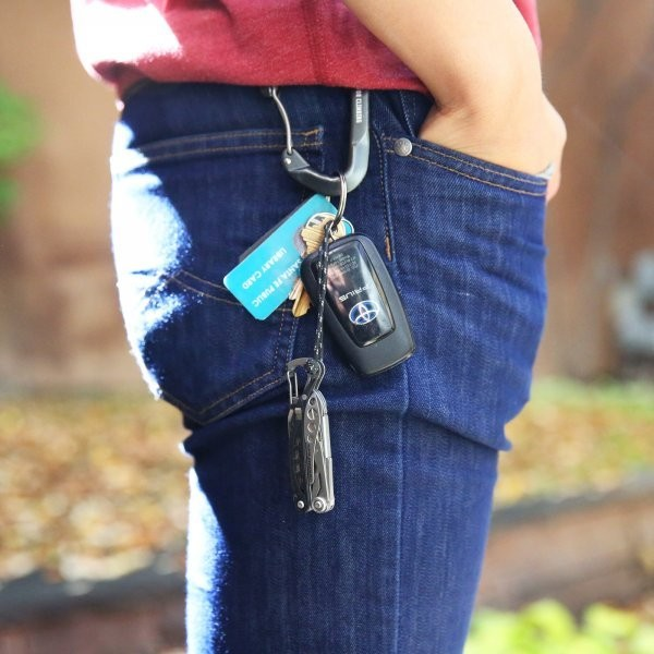 5 Adventure Tools You Can Keep on Your Key Chain