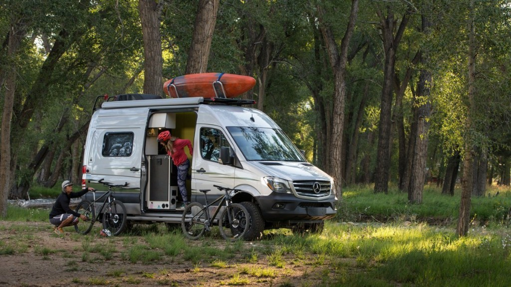 The 4WD Winnebago Revel Is a Breakthrough Camper Van