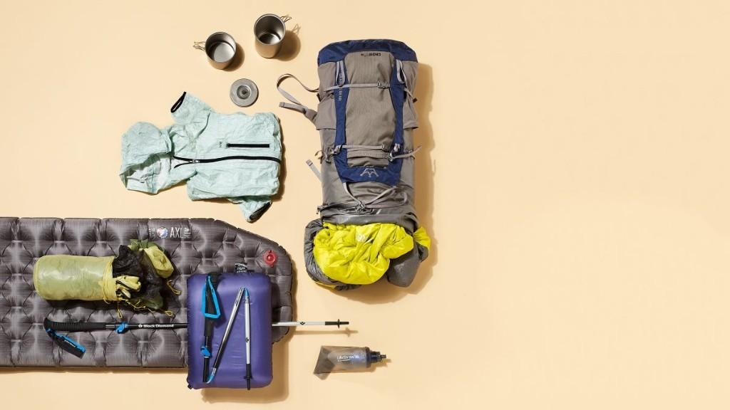 The Best Men's Thru-Hiking Gear of 2018