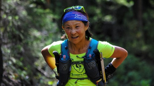 This 56-Year-Old Cancer Survivor Will Not Be Slowed Down