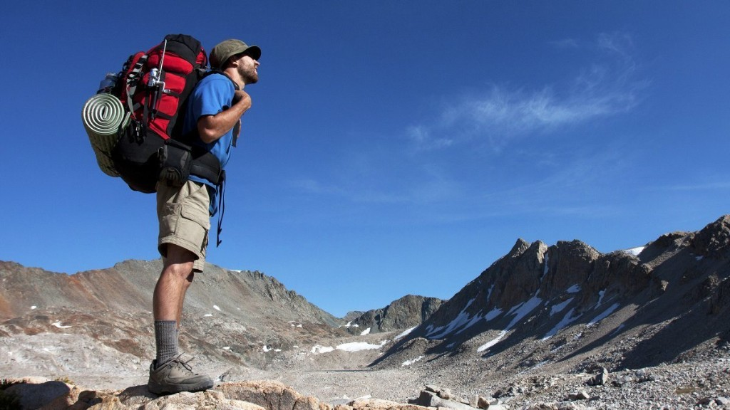 The Trick to Traveling Light? Pack Like a Thru-Hiker