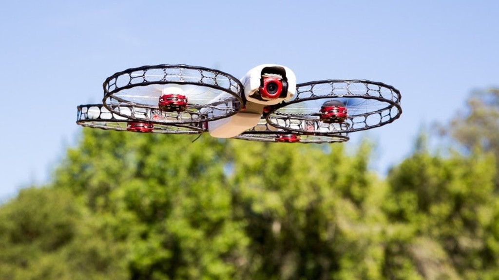 We Tested the Drone of the Future. It's Sweet. But It's Not for Sale.
