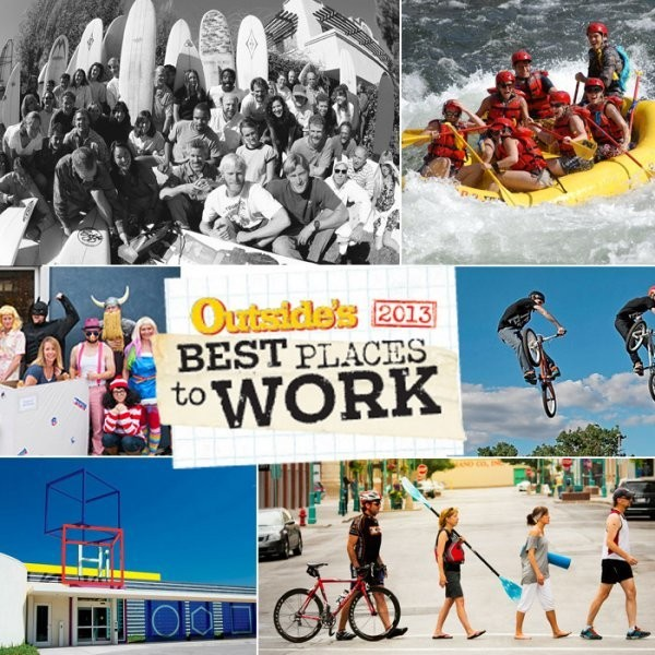 The 100 Best Places to Work in 2013